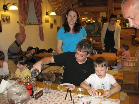 Raut - Hospodářský dvůr Bohuslavice - sraz Babyonline 2014