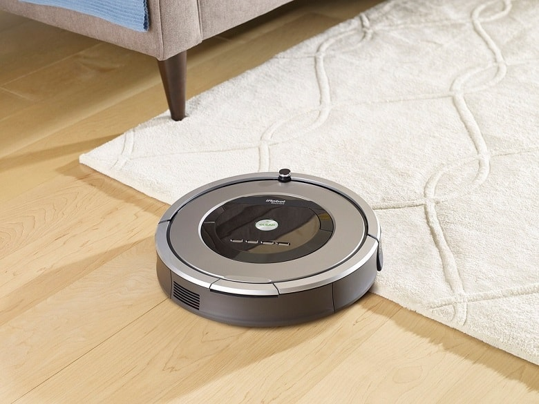 domácí robotický vysavač iRobot