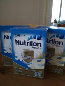 Nutrilon Pronutra první kaše rýžová