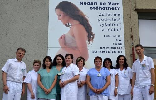 kolektiv centra asistované reprodukce