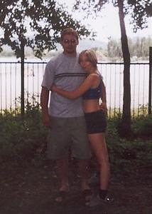 16 let - 55 kg, s bývalým přítelem