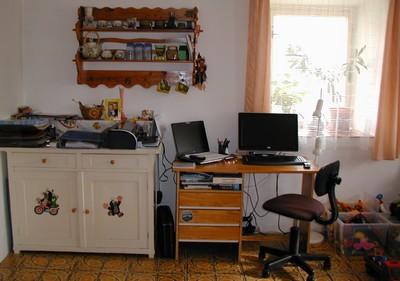 Moje tzv. kancelář