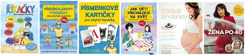 Knihy Pro chytré hlavičky