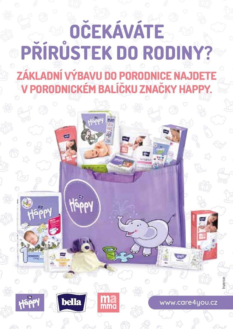 Brožura 20x o těhotenství