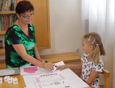 Písmenkové kostky – jaká písmena dítě pozná